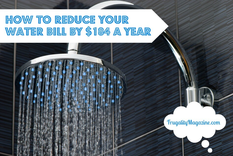 Ways to save water at home for Ways to save water at home