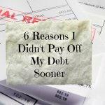 get out of debt sooner