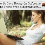 how to save money on software with free alternatives