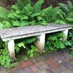 sissinghurst bench