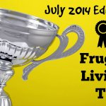 frugal living tips - July 2014