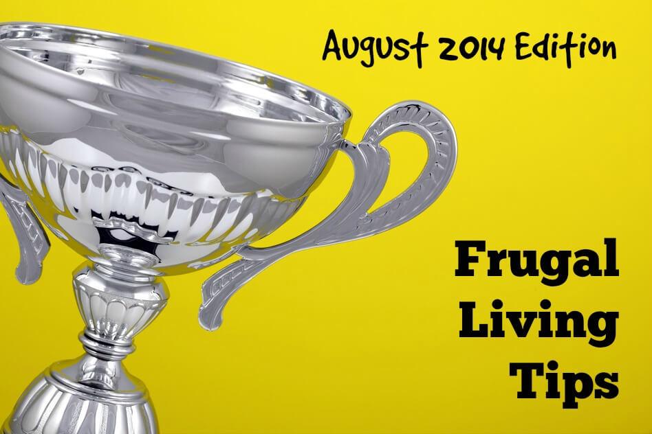 frugal living tips blog roundup