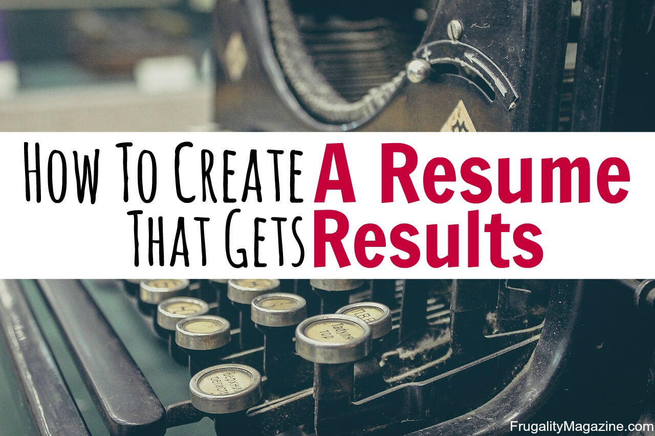 How To Create Your Best Resume Ever: My Proven Strategy