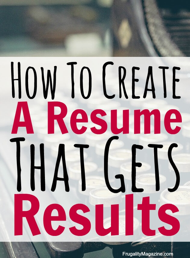 Want To Create Your Best Resume Ever? Here Is My Proven Formula For Laying  Out