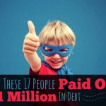 Looking to pay off debt? Wondering what the best way to pay off debt is? Here are some true stories of the exact techniques and tactics used by 17 people who collectively paid off over $1 million in debt. This is a must read post! #frugality #debt