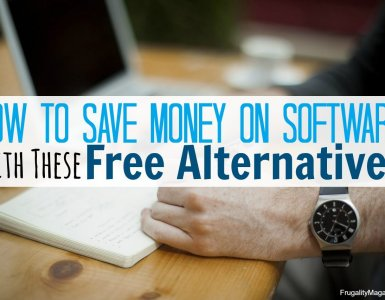 Want to save money on software? If so, there's no need to pay over the odds. Find out these budget alternatives that make spending less on software easy!