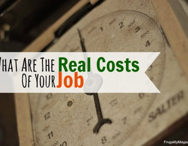 What are the real costs of your job? When it comes to salaries and finances, things aren't always what they seem. Here's how to work out how much you really earn. #budgeting #tips