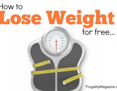 How to lose for free. Getting into shape and dropping your waistline doesn't have to be expensive - here's a proven plan for losing weight without cost.