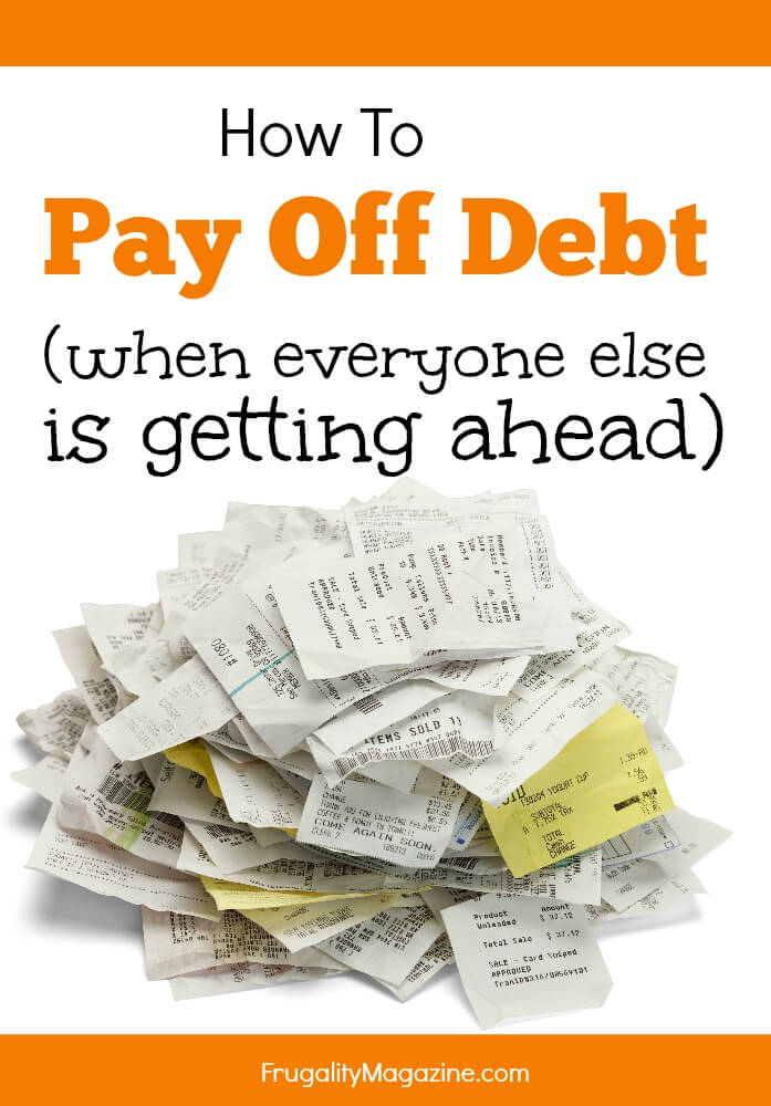 how to pay off your debt when its in collection