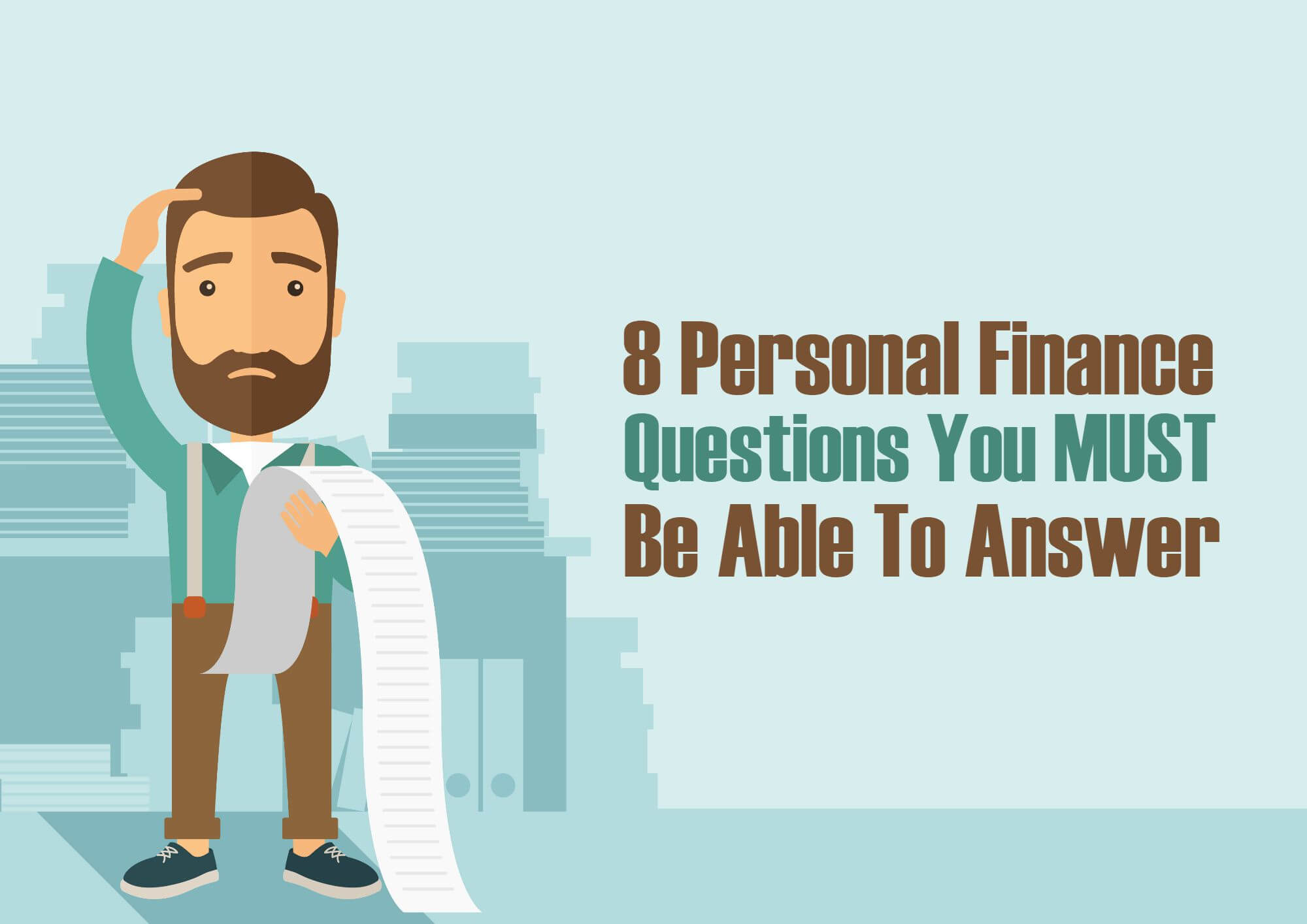 financing questions