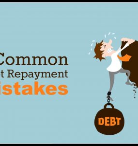 Are you making these debt repayment mistakes? If you want to become debt free then read on to discover some proven rules for success.