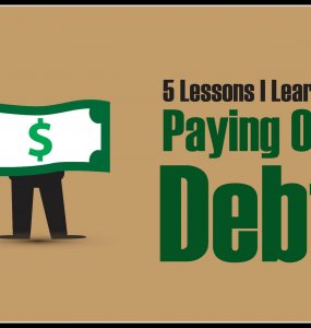 Paying off debt isn't as hard or as unpleasant as you might imagine. I'm now debt free - and here are some useful tips I picked up along the way.