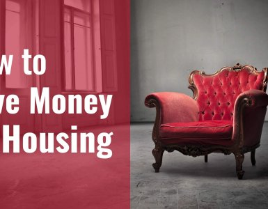 Saving money on housing doesn't need to be hard! After suffering with a nightmare neighbour, and trying to find a cheap house to move to, here's exactly how we did it - and spent less into the bargain!
