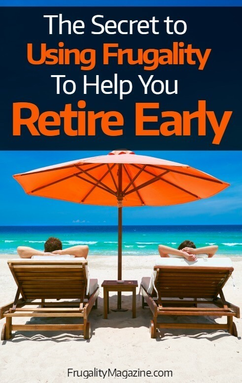 Want to quit the rat race, retire early and never have to worry about money again? It *is* possible, but only when you know how. Find out how applying sound frugality principles to your budget can massively speed up the time it takes you to retire.