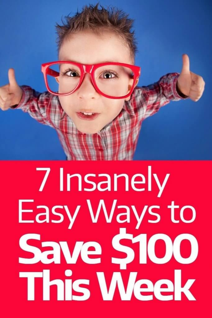 Saving money doesn't have to be difficult - or slow. Here are a collection of ways that you can start saving money almost immediately - and get your budget back on track as soon as possible.