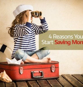 Saving money is hard - that's no secret. But there are some VERY good reasons why you should make TODAY the day you finally start regularly saving. Don't believe me? Read on for the financial motivation you need...