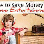 How to save money on home entertainment. You don't have to bust your budget in order to entertain yourself and your family - click here to find out how!