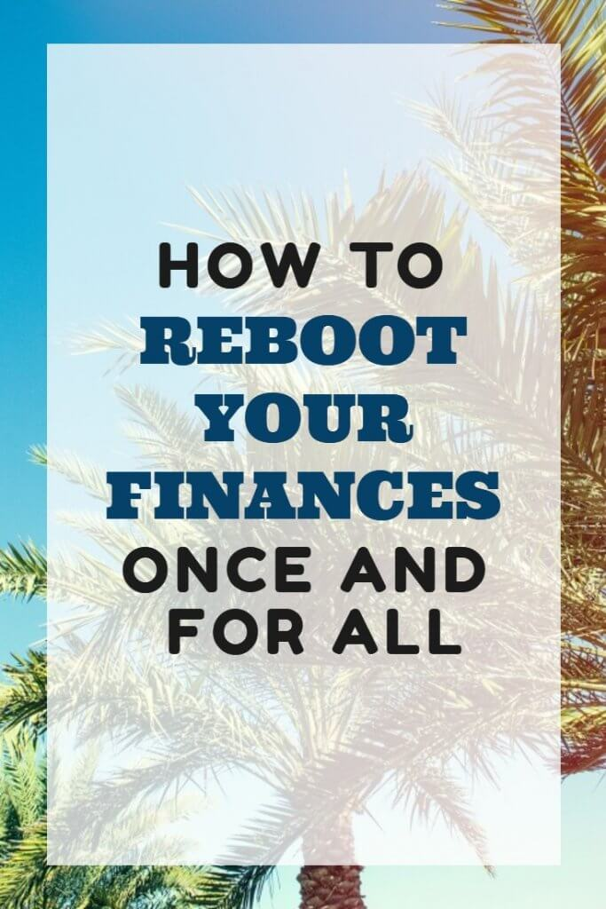 Sick of being in debt? Fed up with over spending, or never being able to save money? Maybe it's time for a more extreme solution - a complete reboot of your money. This article outlines some effective techniques for finally gaining control of your finances once and for all.
