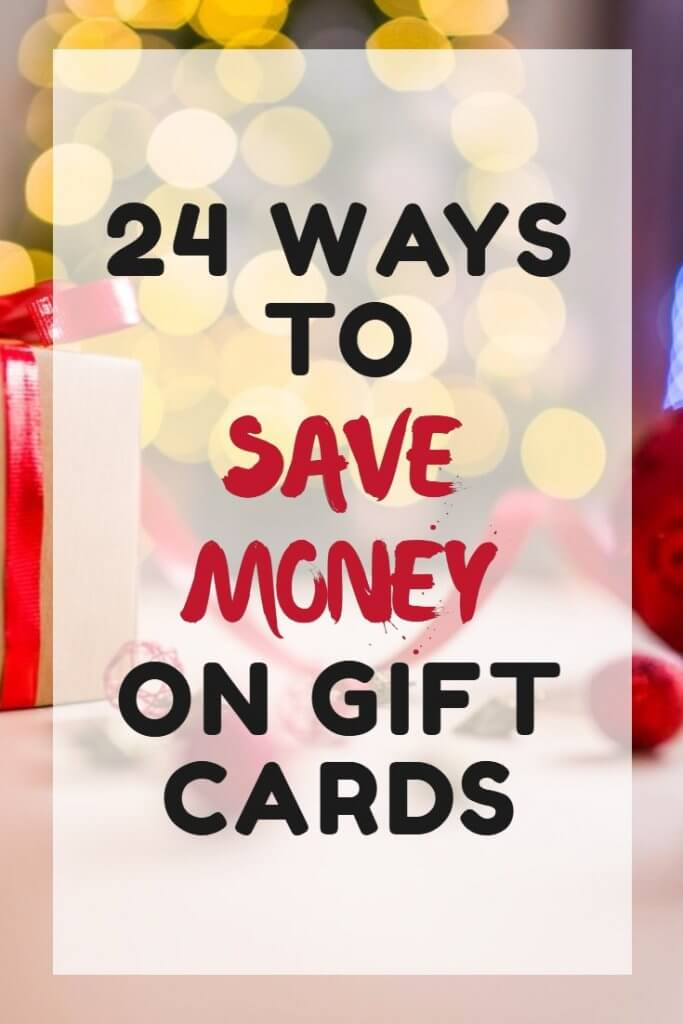 Save money on gift cards with these proven tips and resources. You'll find all sorts of money saving tools, that will let you earn discounted or free gift cards easily. Start saving now!