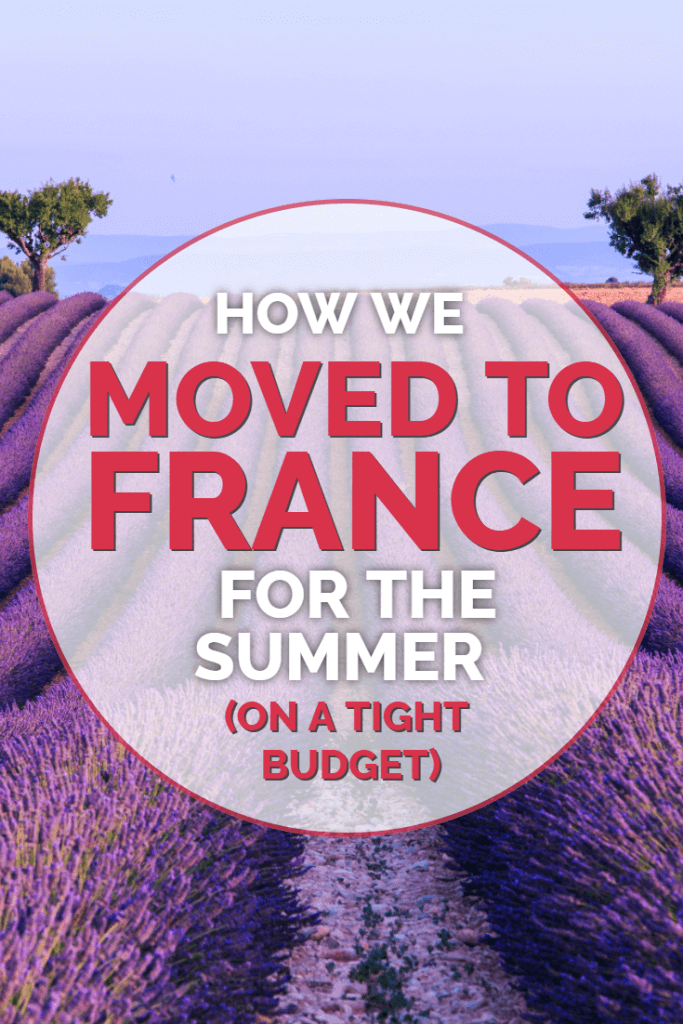 Considering visiting France this year? Find all the money saving tips we're using to travel around France for the next four months! Loads of tips and advice on taking a French vacation on a budget - you'll be surprised at just how many ways there are to slash your travel budget when you know how!