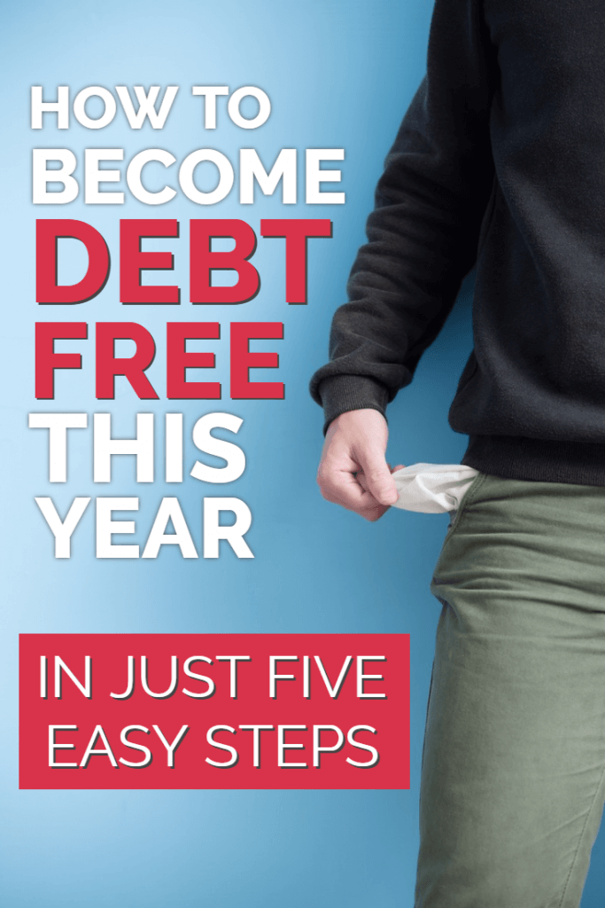 Pay off debt and become debt free with these simple tips. I spent years carrying out excessive debt and letting it drown me. This guide reveals the tips I wish I had when I was paying off my debt. If you want to be debt free by the end of the year then simply follow along and see how easy it is!