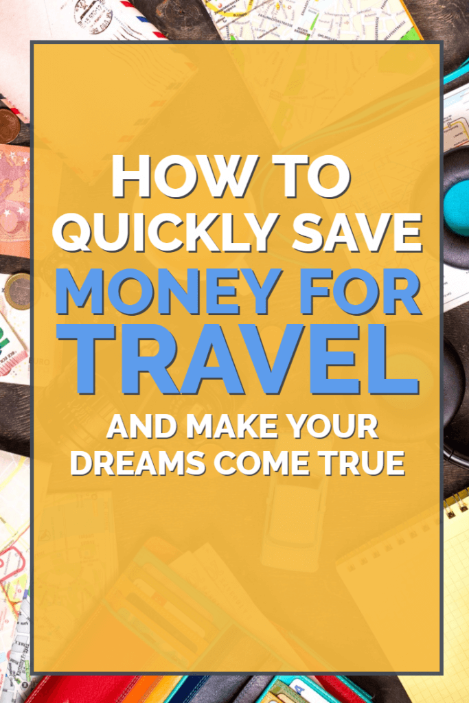 Saving money for travel needn't be a painful experience. Many people, including myself, have managed to travel extensively on a tight budget and have the time of our lives. This article discusses all sorts of money savings tips and tricks to help you build up your travel fund then finally start on your adventure!