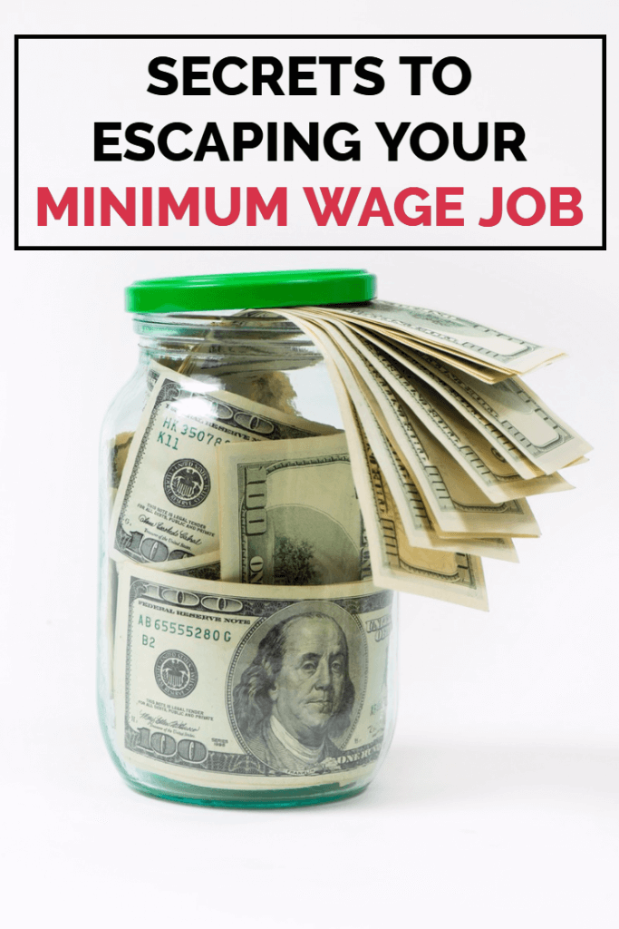 Living on minimum wage is no fun - but there are solutions. Written by a blogger who went from drowning in debt, to escaping the minimum wage economy and earning considerably more in a short period of time, find out how you too can start growing your income and building wealth - no matter what your current skill level.