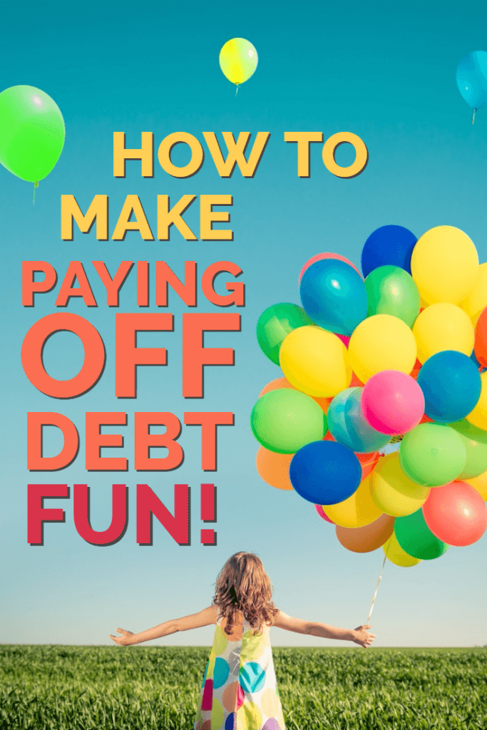 Paying off debt is often seen as uncomfortable and unpleasant - but it doesn't need to be that way. When you follow some simple routines you'll find that you can actually make paying off debt fun. Don't believe me? Click on the image to find out for yourself, and start paying off your debt tomorrow.